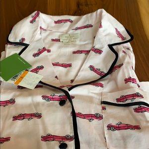 💋 Kate Spade 2 pc. Pajamas